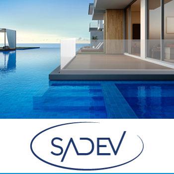 GARDE-CORPS PROFIL RAIL SADEV SABCO